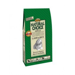Nutro Natural Choice Adulto Cordero y Arroz