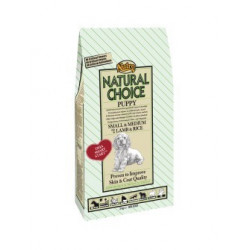 Nutro Natural Choice Cachorros Cordero y Arroz