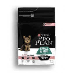 Pro Plan OptiDerma Puppy Small&Mini Sensitive Skin