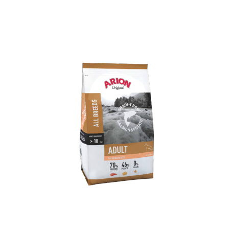 Arion Original Adult Salmon&Potato Grain Free