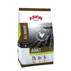 Arion Original Adult Chicken&Potato Grain Free