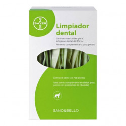 Limpiador Dental 140g Sano&Bello - Bayer