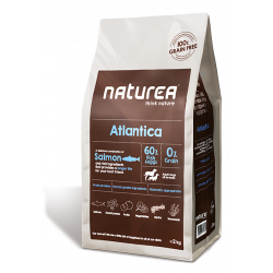 Naturea Atlantica Fish para Perros