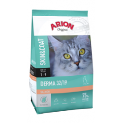 Arion Original Derma para Gatos saco 7,5 kg