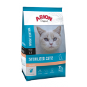 Arion Original Sterilized con Salmón para Gatos saco 2 kg