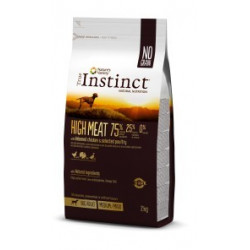 True Instinct High Meat Medium/Maxi para Perros Adultos