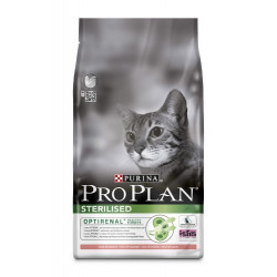 Pro Plan Sterilised con Salmon para Gatos