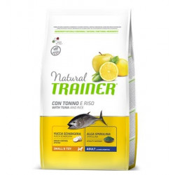 Trainer Natural Dog Small & Toy Pesce e Riso
