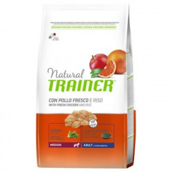 Trainer Natural Dog Medium Adult Pollo Fresco