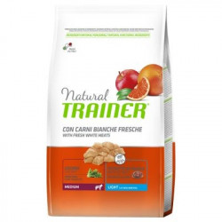 Trainer Natural Dog Medium Light Carni Bianche Fresche