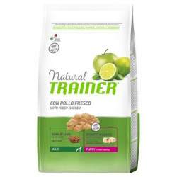 Trainer Natural Dog Maxi Puppy Pollo Fresco