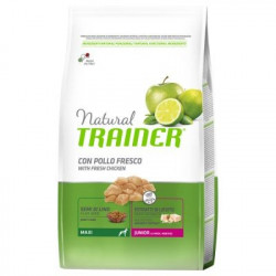 Trainer Natural Dog Maxi Junior Pollo Fresco