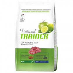 Trainer Natural Dog Maxi Adult Manzo e Riso