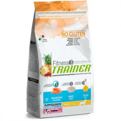 Trainer Fitness3 Puppy & Junior Mini Salmon& Rice