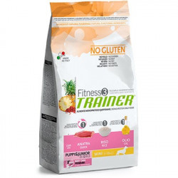 Trainer Fitness3 Puppy & Junior Mini Duck & Rice