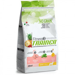 Trainer Fitness3 Adult Mini Pork & Peas