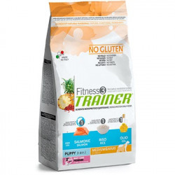 Trainer Fitness3 Puppy Medium - Maxi Salmon & Rice