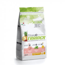 Trainer Fitness3 Adult Medium - Maxi Pork & Peas
