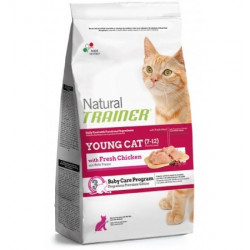 Trainer Natural Cat Young Cat