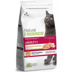 Trainer Natural Cat Adult with Fresh Chicken
