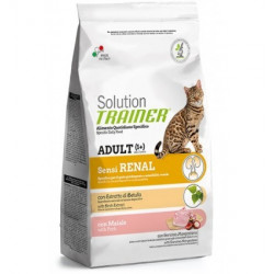 Trainer Solution Cat Sensirenal Pork