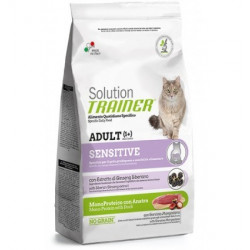 Trainer Solution Cat Sensitive Adult Duck