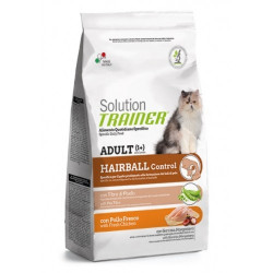 Trainer Solution Cat Hairball with Fresh Chicken