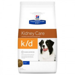 Hill's Prescription Diet Canine K/D para Perros