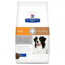 Hill's Prescription Diet Canine K/D + Mobility para Perros