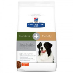 Hill's Prescription Diet Canine Metabolic + Mobility para Perros