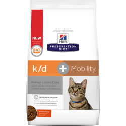 Hill's Prescription Diet Feline K/D + Mobility para Gatos