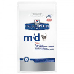 Hill's Prescription Diet Feline M/D para Gatos