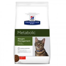 Hill's Prescription Diet Feline Metabolic para Gatos