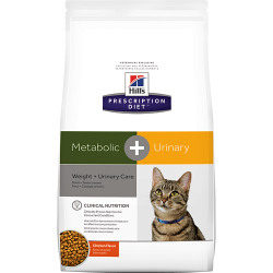 Hill's Prescription Diet Feline Metabolic + Urinary para Gatos