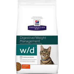 Hill's Prescription Diet Feline W/D para Gatos