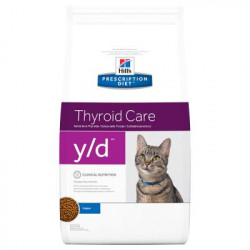 Hill's Prescription Diet Feline Y/D para Gatos