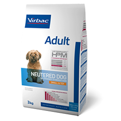 Virbac Adult Neutered Small & Toy para Perros