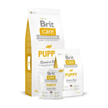 Brit Care Puppy All Breed Lamb&Rice