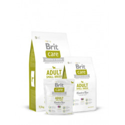 Brit Care Adult Small Breed Lamb & Rice saco 3 kg