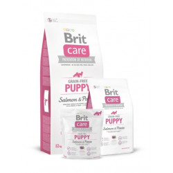 Brit Care Grain-Free Puppy Salmon & Potato saco de 12 kilos