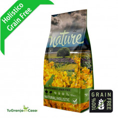 Pienso Para Perros Nature con Cordero by Satisfaction