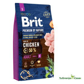 Brit Premium Adulto S