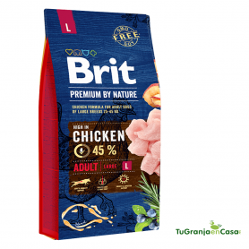 Brit Premium Adulto L