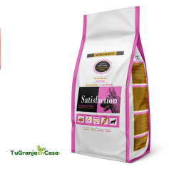 Satisfaction Regular Medium - Alimento para perros adultos razas medianas