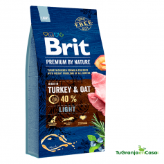 Brit Premium Adulto Light