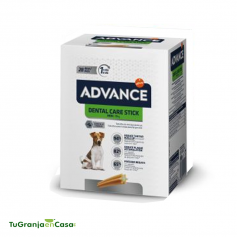ADVANCE DENTAL CARE STICK MINI -10 KG 360 GR