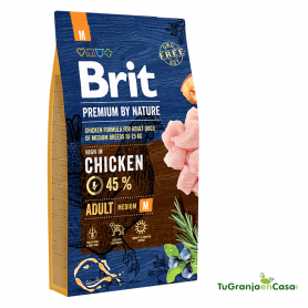 Brit Premium Adulto M