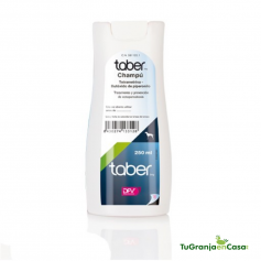 TABER DOG CHAMPU 750 ML