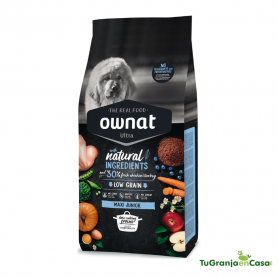 OWNAT DOG ULTRA MAXI JUNIOR 14 KG