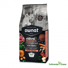 OWNAT DOG ULTRA MEDIUM LAMB & RICE ADULT 14 KG